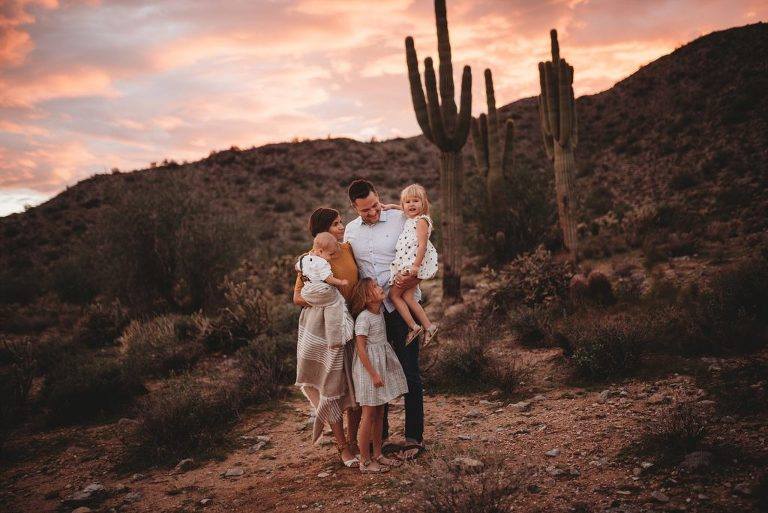 Arizona Family Photographer by Woodsy Wonders Photography